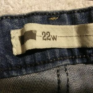 Levi's Women's Jeans Sz. 22w